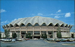 The Coliseum at West Virginia University