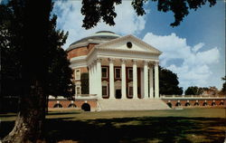 Rotunda at the University of Virginia