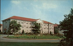 Converse Hall, Madison College
