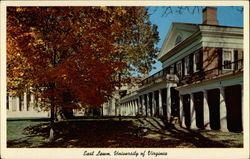 KR.19 - View of East Lawn - University of Virginia