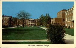 The Mall Longwood College