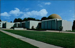 The Science Hall and Planetarium