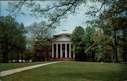 Hopwell Hall, the Adminstration Building at Lynchburg College