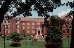The University of Tennessee, College of Home Economics