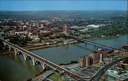 Aerial View of Knoxville