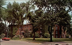 Nelson Hall, Wisconsin State University