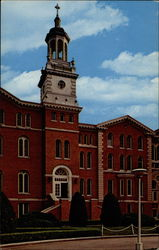 St. Mary Hall, Saint Mary College