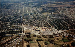 Aerial view of Prairie Village