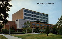 Morris Library, Southern Illinois University