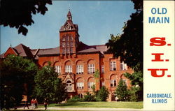 Old Main, Southern Illinois University