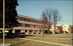 Jobst Hall - College of Engineering Bradley University