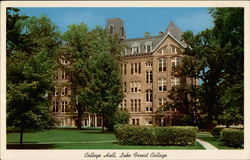 College Hall, Lake Forest College