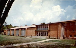 Greenville College Gymnasium