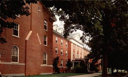 Fell Hall, Illinois State Normal University
