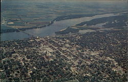 Aerial View of Quincy