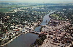 Aerial View of St. Charles