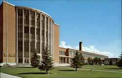 Civic Auditorium and Modern New High School