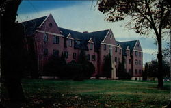 Talkington Hall, Women's Residence Hall at Lewis-Clark Normal School