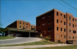 Briles Hall, Women's Dormitory