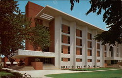 Engineering Center, University of Oklahoma