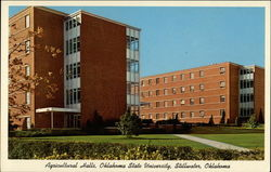Agricultural Halls, North & South Oklahoma State University