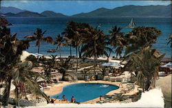Pineapple Beach Resort Postcard