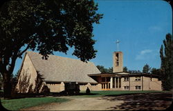 "St. John's Lutheran Church, ""The Church of the Lutheran Hour"" Postcard"