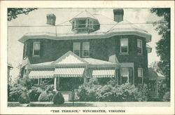 The Terrace Postcard