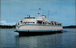 M.V. Queen of Esquimalt Postcard