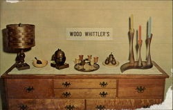 The Wood Whittler's Finest Wood Articles