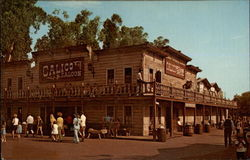 CAlico Saloon, Ghost Town, Knott's Berry Farm