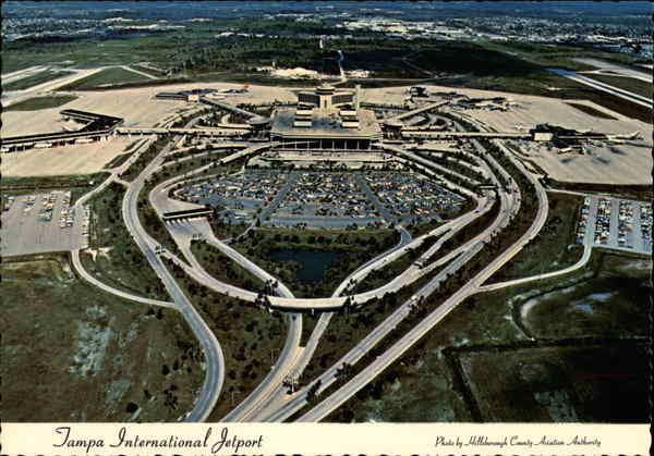 Tampa International Jetport Florida