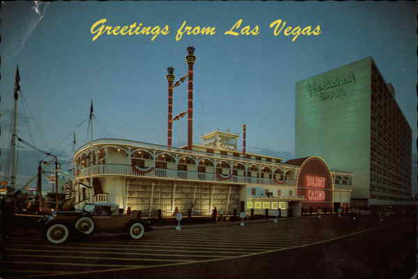Holiday Inn on the Strip Las Vegas Nevada