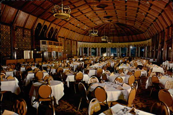 Crown Room del Coronado Hotel California
