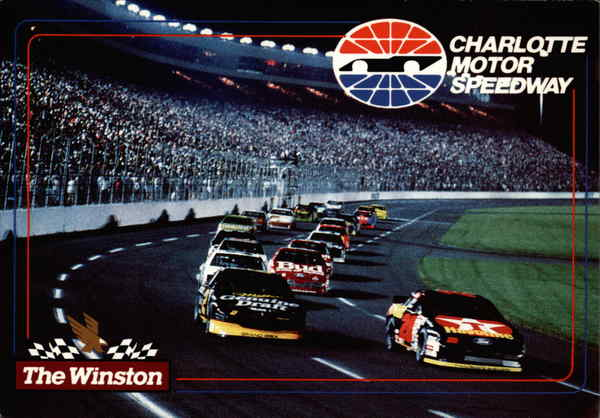 Charlotte Motor Speedway North Carolina