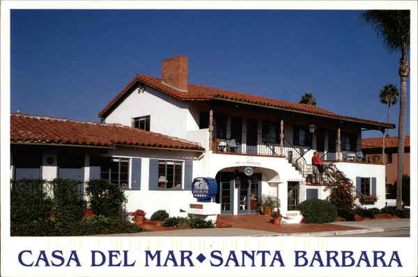 Casa del mar inn santa barbara ca - Apartamentos santa barbara ...
