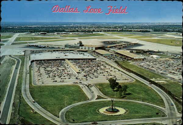 Dallas love field texas