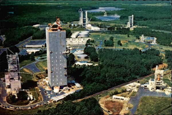 Marshall Space Flight Center Test Area Huntsville, AL