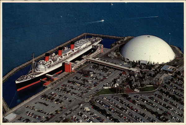 Queen Mary - Spruce Goose Long Beach California