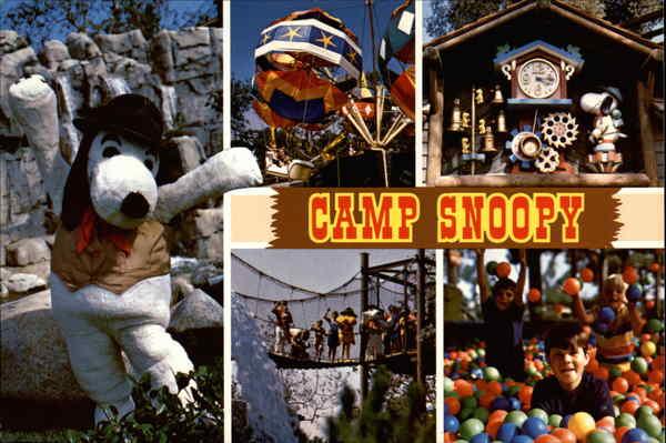 camp snoopy knotts berry farm