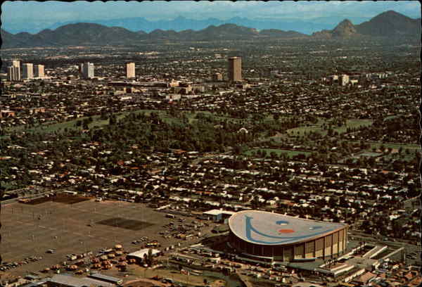 Arizona Veterans Memorial Coliseum Phoenix Az
