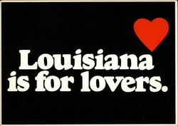 Louisiana is for Lovers
