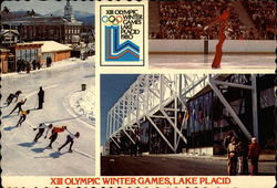 XIII Olympic Winter Games