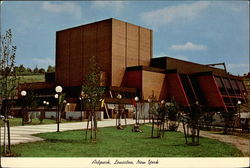 Artpark, A Fun New Center for the Performing Arts Postcard