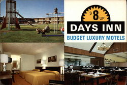 Days Inn, Budget Luxury Motels