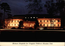Shriners Hospitals for Crippled Children - Houston Unit