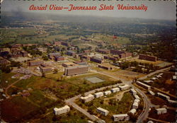 Aerial View - Tennessee State University