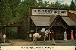 US Post Office: The Pony Express