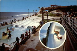 Water Slides at Myrtle Beach