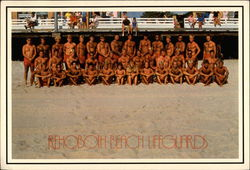 Rehoboth Beach Lifeguards